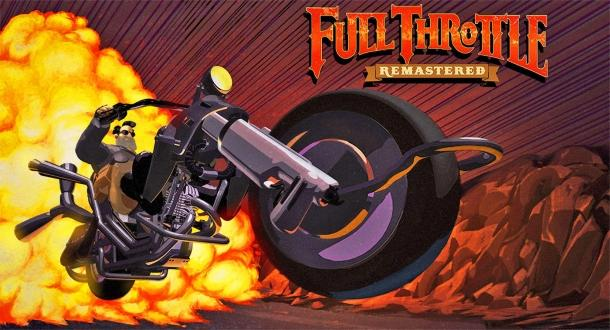 30 минут геймплея Full Throttle Remastered Full Throttle Remastered